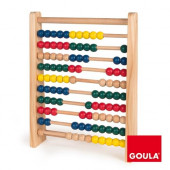 Goula - Telraam 10 x 10