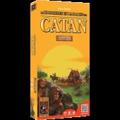 999 Games - Catan Kooplieden & Barbaren Uitbreiding voor 5 en 6 Spelers