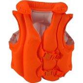 Intex Deluxe Zwemvest Oranje - (58671)