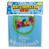 Waterballonvest Blauw