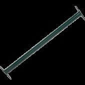 Duikelstang Groen 90 cm + Bevestigingsmateriaal