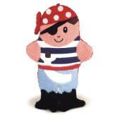 Egmont Toys - Washand piraat