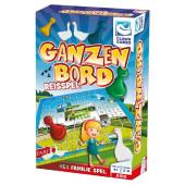 Ganzenord - mini - Bordspel