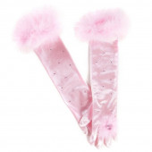 Great Pretenders - Prinsessen Handschoenen Roze
