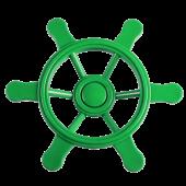 SwingKing Piratenstuur 34 cm - Groen