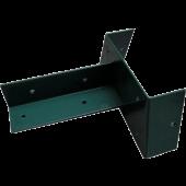 Hoekverbinding Schommel Vierkante Palen 90 x 90 mm - Groen