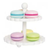 jabadabado - Houten speelset macarons