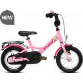 PUKY Kinderfiets YOUKY 12 inch - Roze (4134)