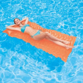 Intex Luchtbed Tote'n Float 229 x 86 cm - Oranje