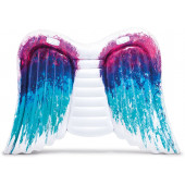 Intex Angel Wings Luchtbed 251 x 106 cm - (58786)
