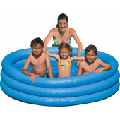 Intex Crystal Blue Pool Ø 168 x 40 cm - (58446)