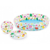 Intex Just So Fruity Pool Set Ø122x25cm - (59460)