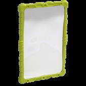 KBT - 'Haha' lach spiegel - limegroen