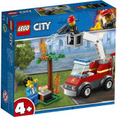 LEGO City - Barbecuebrand blussen - 60212