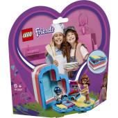 LEGO Friends - Olivia's Hartvormige Zomerdoos - 41387