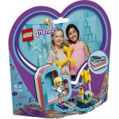 LEGO Friends - Stephanie's Hartvormige Zomerdoos - 41386