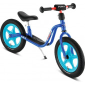 PUKY LR 1L Loopfiets Racer - Blauw / Voetbal (4001)