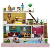 Lundby Stockholm Holliday Poppenhuis
