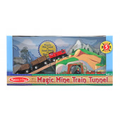 Melissa & Doug - Magic Mine Train Tunnel (5 dlg)