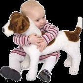 Melissa & Doug - Jack Russel Terrier Pluche