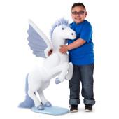 Melissa & Doug - Plush Pegasus