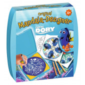 Mini Mandala Finding Dory