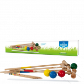 Outdoor Play Croquet