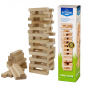 Outdoor Play Houten Stapeltoren