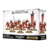 Warhammer Age of Sigmar – Deamons of Khorne Bloodletters
