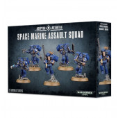 Warhammer 40K – Space Marine Assault Squad