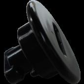 Quadro Panelenschroef zwart 8st