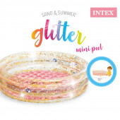 Intex Mini Glitter Pool 86x25 cm
