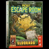 999 Games - Pocket Escape Room: Het Mysterie van Eldorado - Breinbreker