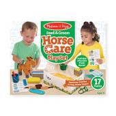 Melissa & Doug - Paardenverzorgingsset