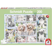 Puppies Legpuzzel (200)