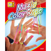 Rainbow rope magic