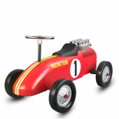 Retro Roller Loopauto Racing team Niki