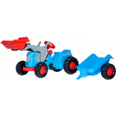 Rolly Toys - rollyKiddy Classic met lader en aanhanger