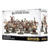 Warhammer Age of Sigmar – Bloodreavers - 20 miniaturen