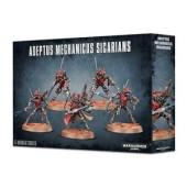Warhammer 40K : Adeptus Mechanicus Kastelan Robots