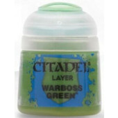 Citadel Layer Paint -Warboss Green (Goblin Green) - 12ml