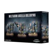 Warhammer 40K : Militarum Auxilla Bullgryns