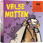999 Games - Valse Motten - Kaartspel