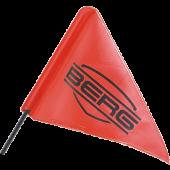 BERG Vlag voor Buddy Skelter