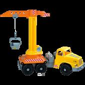 Vrachtwagen met Hijskraan 71 cm