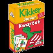 Weetjes Kwartet Kikker - Kaartspel