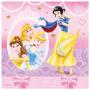 puzzle beeldschone prinsessen (6, 9, 12, 16)