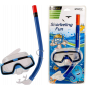 SportX - Kids Snorkelset Comfort (3-8 jaar) Blauw