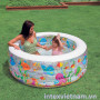 Intex Opblaaszwembad Aquarium Transparant 152 X 56 Cm