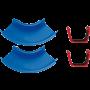 AquaPlay Waterbaan Bochten set van 2 stuks (102)